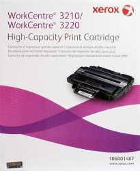 Xerox 106R01487 toner black, 4100 pagini, BEST DEAL + Transport Gratuit FAN